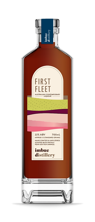 First Fleet Liqueur