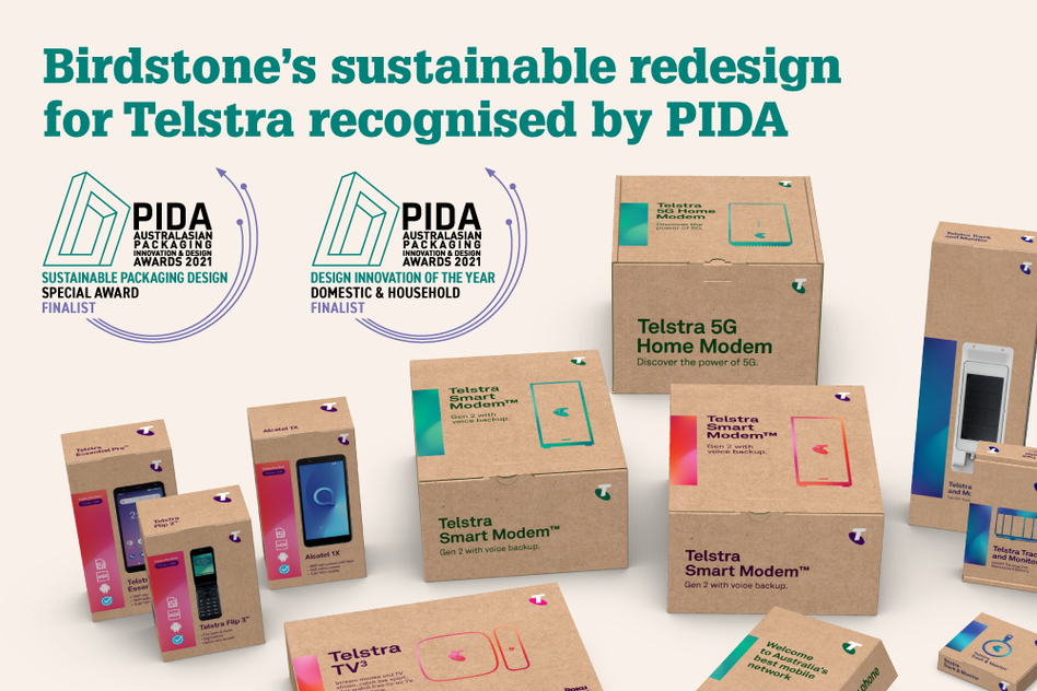 Telstra – PIDA Finalists 2021