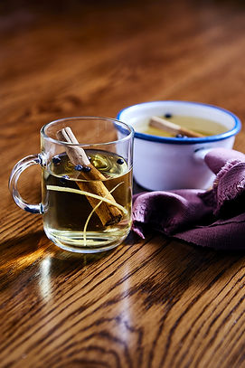 Suburban Hot Toddy
