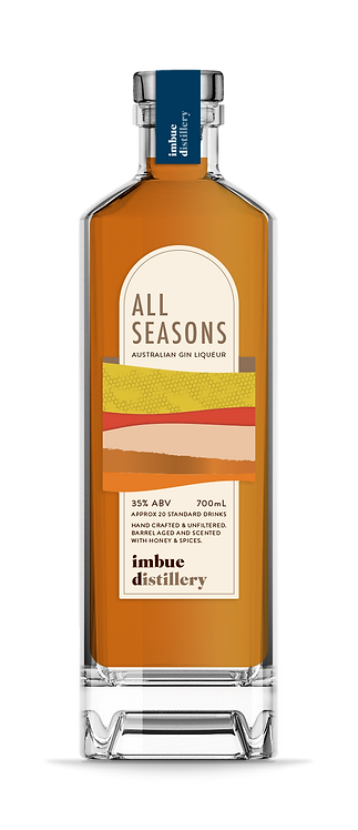 All Seasons Gin Liqueur