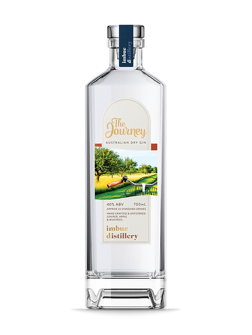 The Journey Craft Gin