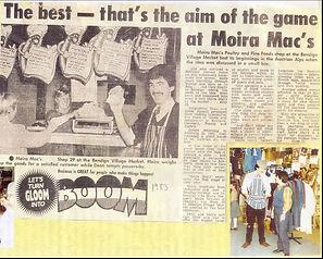 Moira Mac's 1983