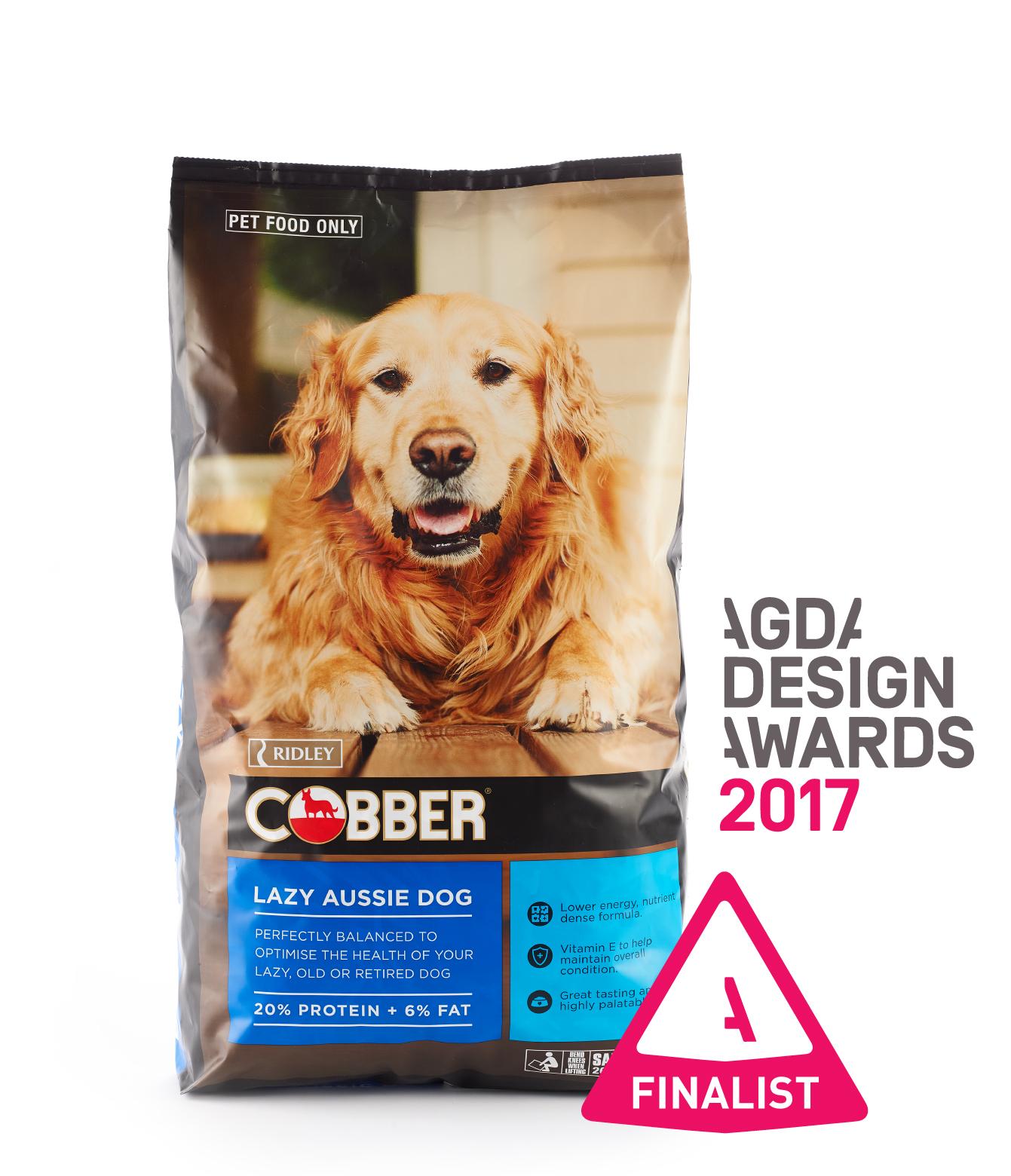 Cobber Packaging Design