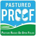 PROOF Pasture Raised on open fields lice