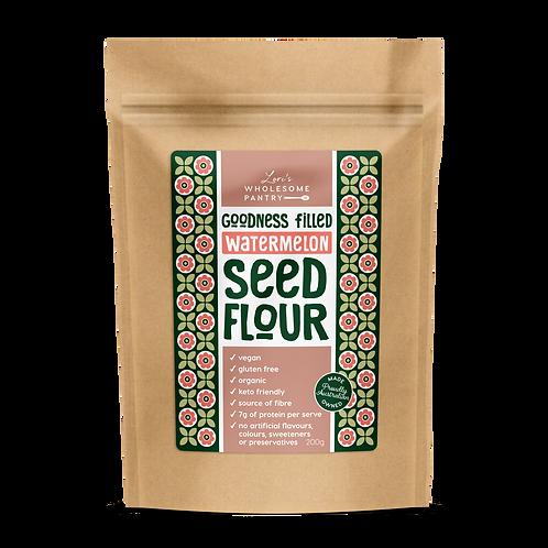 Organic Watermelon Seed Flour