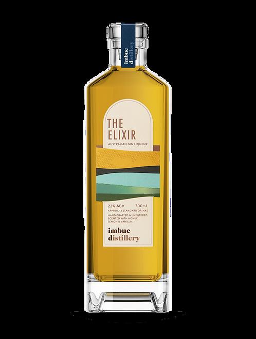 The Elixir Gin Liqueur