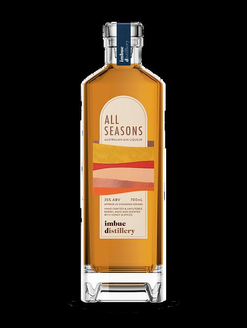 All Seasons Gin Liqueur
