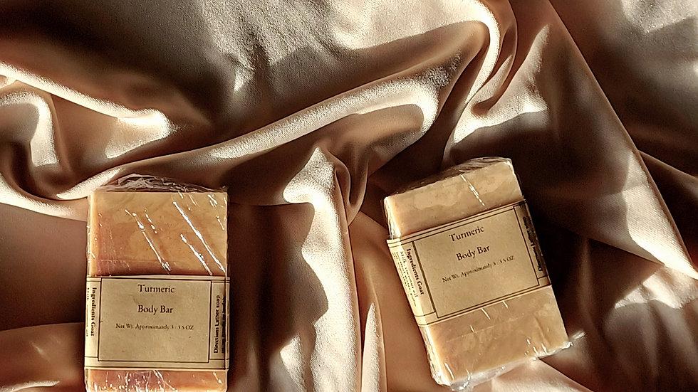 Turmeric Body Soap Bar