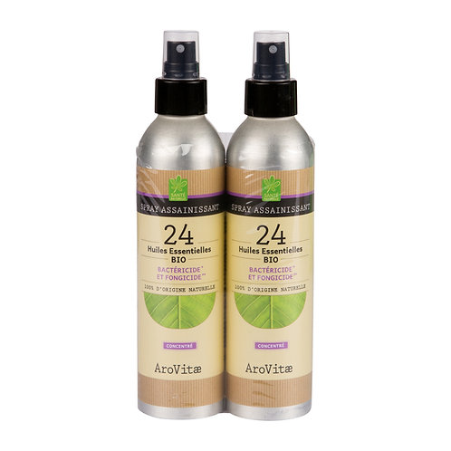 Arovitae – Spray assainissant – 200mL LOT 2