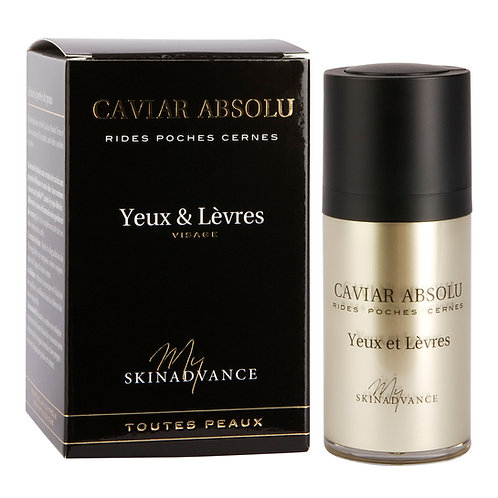 My Skinadvance - Caviar Absolu, Yeux et lèvres 15mL