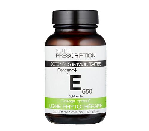 E550 Défenses immunitaires