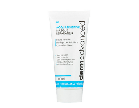 Acquasensitive – Masque réparateur 100mL