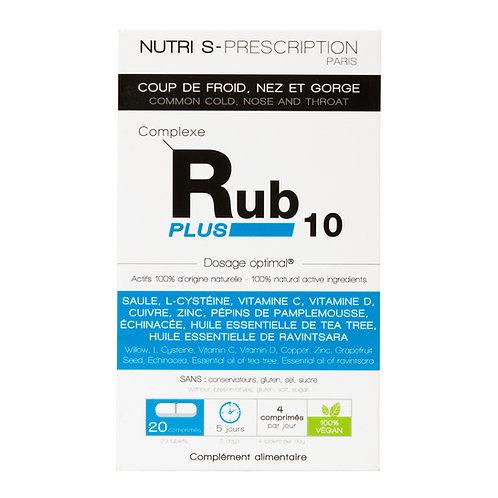 Rub10 plus de Nutri-S-Prescription