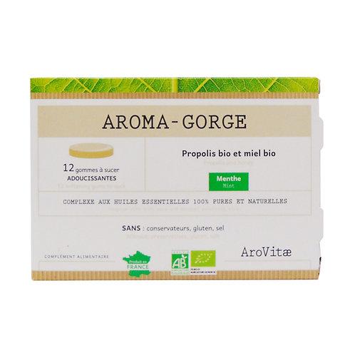 Aroma-Gorge Menthe