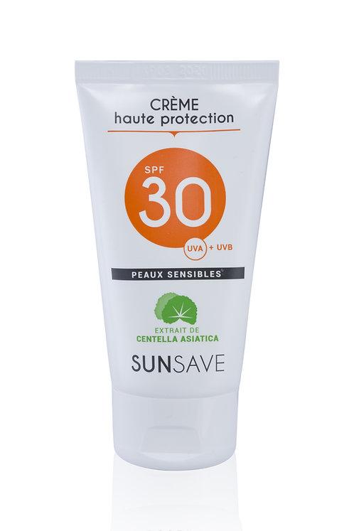 SUNSAVE – Crème solaire visage SPF 30 - 50mL