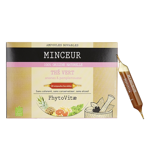 Phytovitae 20 ampoules Minceur