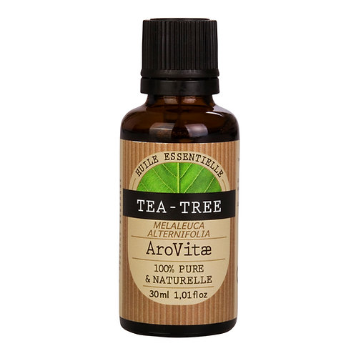 Arovitae - Huile essentielle de Tea tree 30mL