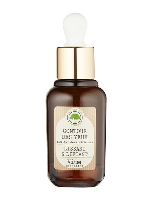 Vitae Cosmetics – Contour des yeux anti-âge aux Orchidées précieuses – 30mL