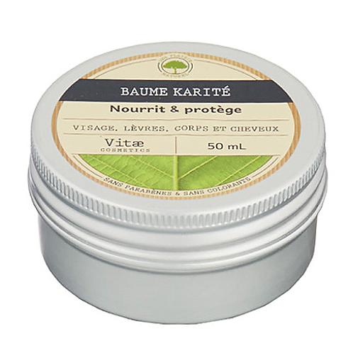 Vitae Cosmetics – Baume 100% pur beurre de karité – 50mL