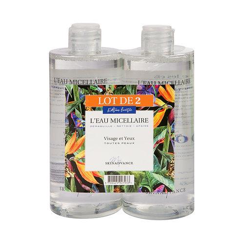 My Skinadvance - L'eau micellaire édition limitée 500mL, LOT 2