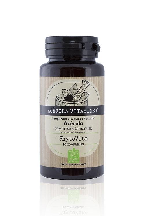 Phytovitae – Acérola et Vitamine C