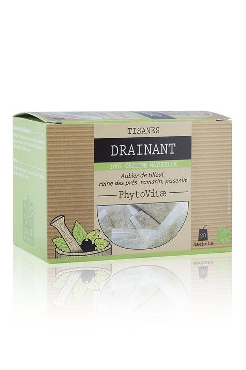 Phytovitae tisane drainante – 20 sachets