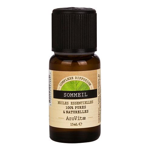 Arovitae – Complexe d'huiles essentielles SOMMEIL – 15mL
