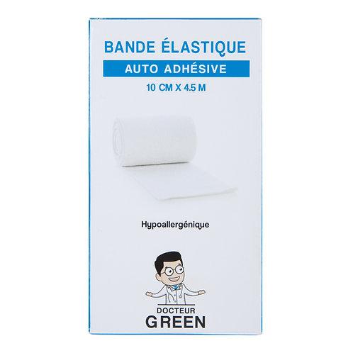 Dr Green – Bande élastique auto-adhésive 10cm x 4.5 cm