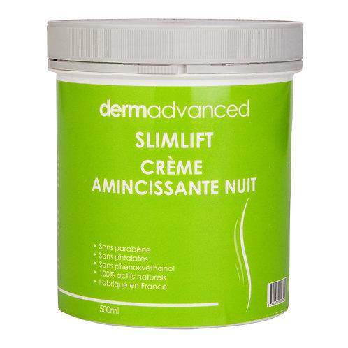 Slimlift – Crème amincissante nuit 500mL