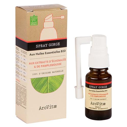 Arovitae – Spray gorge – 15mL
