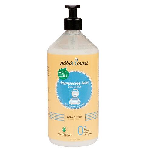 Bébé Smart - Shampoing sans larme 1L
