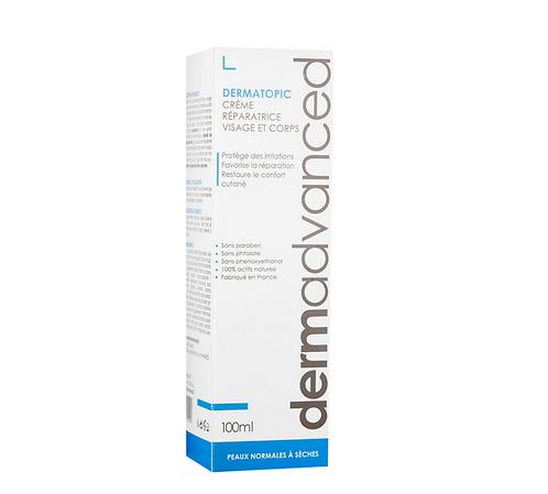 Dermatopic – Crème réparatrice visage et corps 100mL