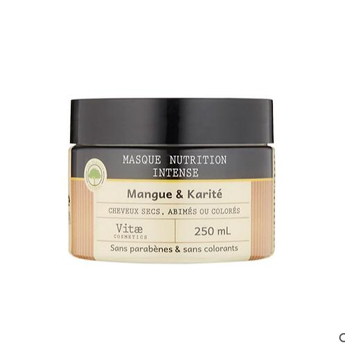 Vitae Cosmetics - Masque nutrition intense - 250mL