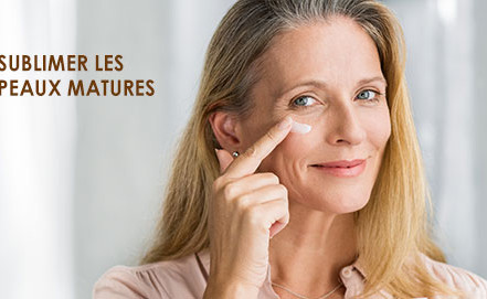Sublimer les peaux matures
