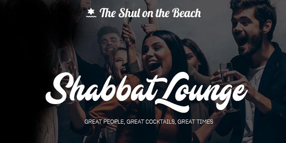 Shabbat Lounge , Sushi & Sake', with Special Guest Rabbi Tzvi Block