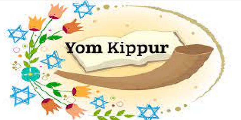 Yom Kippur Seats
