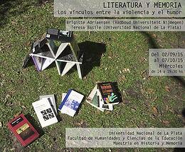 Seminario de postgrado: Literatura y memoria