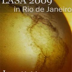 Panel: La utopía desarmada: los años '90, nuevos diseños culturales para América Latina