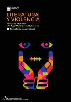 LITERATURA Y VIOLENCIA