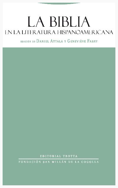 La Biblia en la literatura hispanoamericana