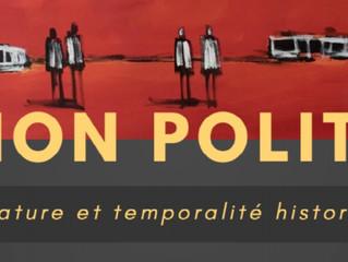 """Séminaire: """"Fiction Politique""""."""