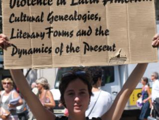 Simposio: Literatura, violencia y memoria en América Latina: genealogías culturales, formas literari