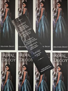Royal Decoy Blog Tour Schedule