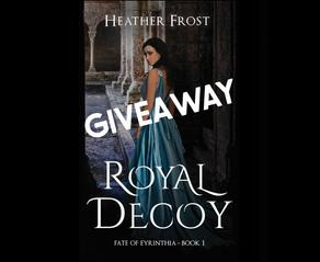 Royal Decoy Giveaway!