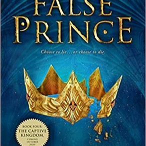 From My Library: The False Prince
