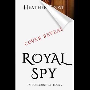 ROYAL SPY Cover Reveal