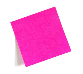 Ode to the Post-it Note