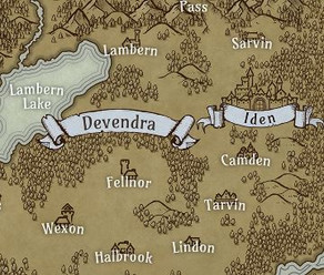 Guest Post: Fate of Eyrinthia Trivia (Royal Spy)
