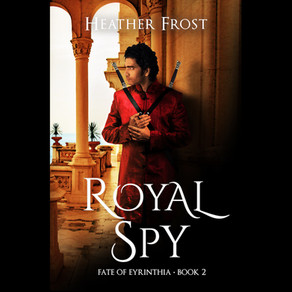 Royal Spy Extra: Characters Interview the Author
