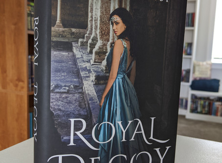 Royal Decoy - Out Now! What I Did On Release Day